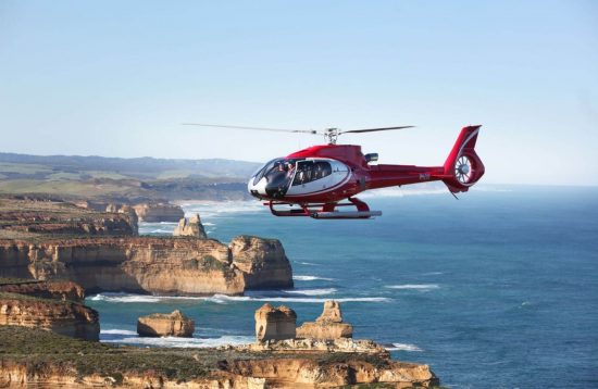 12 Apostles and Great Ocean Road Helicopter Tour