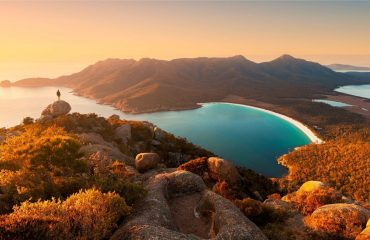 Wineglass Bay Tour From Hobart